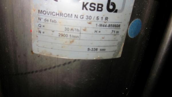 Pumps > KSB pump - ShipParts EN